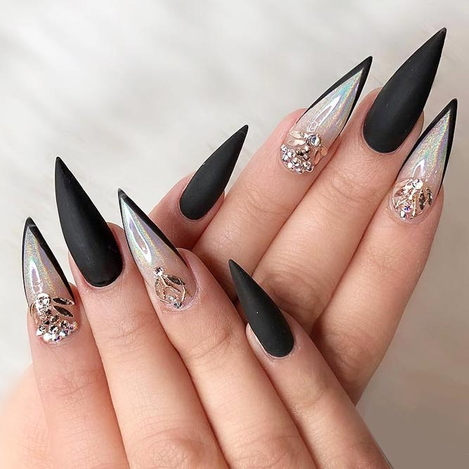 black-stiletto-nails-combinations-holographic-matte-rhinestones.jpg